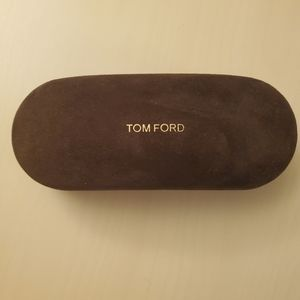Tom Ford sunglasses case
